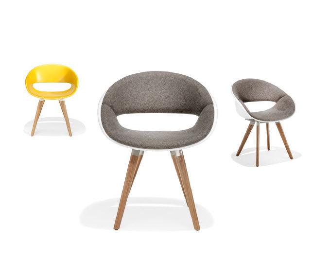 Sessel für Wartezimmer - 8240 VOLPINO SERIES - Kusch+Co Sitzmöbelwerke