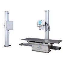 Röntgensystem / digital / für multifunktionale Röntgenaufnahme / mit Tisch