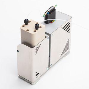 Laborpumpe / Verteiler / für Flüssigkeiten / Balg