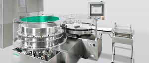 Reinigungsmaschine für die Pharmaindustrie