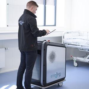 mobiles Desinfektionssystem