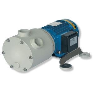 Pumpe für Flüssigkeiten / elektrisch / Zentrifugal / kompakt