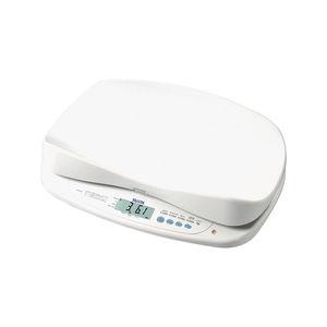 elektronische Babywaagen / Pädiatrie / mit Digitalanzeige / Tisch
