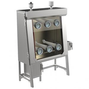 Labor-Strahlenschutzbox