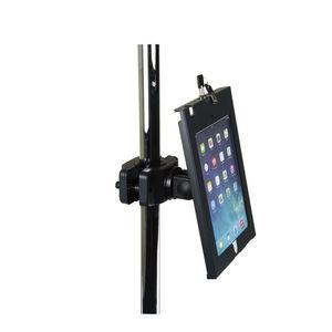 polmontierter Trägerarm für Tablet PC / für Medizintechnik / höhenverstellbar / verriegelbar