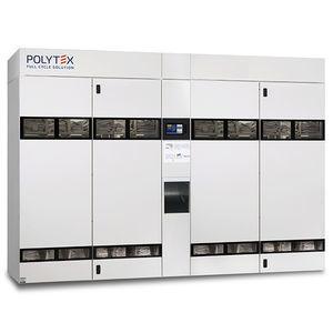 Automatisiertes Dispensersystem / zum Auffüllen