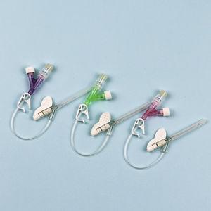 Nadel-Katheter / für intravenöse Perfusion