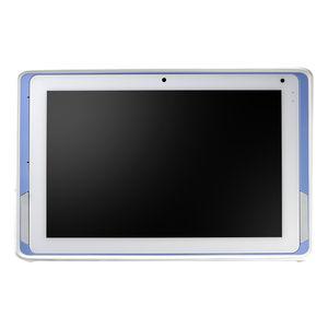 Medizinischer Tablet-PC / Intel® Atom™ / für Krankenhaus / mit Strichcode-Scanner / mit USB
