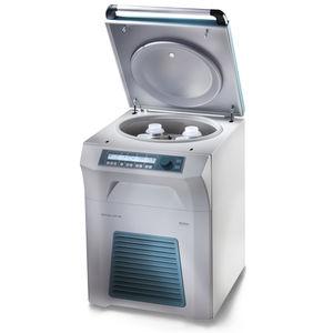 Laborzentrifuge / bodenstehend / mit hoher Kapazität / gekühlt