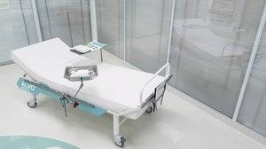 manuell verstellbarer Behandlungstisch