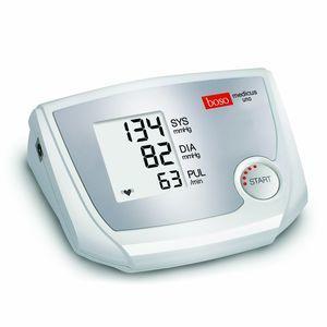 automatischer Blutdruckmonitor / Arm / mit Erwachsenenmanschette / Akku