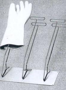 wandmontierter Halter für Röntgenschutzhandschuhe
