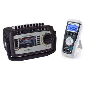 antimikrobieller Tester / für die elektrische Sicherheit / Ableitstrom / spez. Widerstand