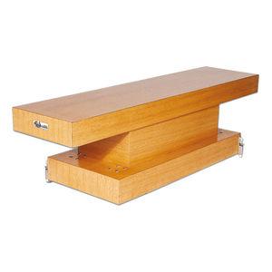 Tisch für Leichen-Präsentation