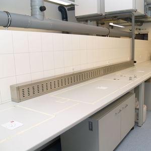 Abzugshaube für Histopathologie-Labor