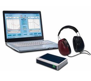 Audiometer für Screening / für pädiatrische Audiometrie / Computeranwendung