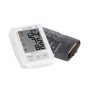 automatischer Blutdruckmonitor / Arm / mit Erwachsenenmanschette / USB