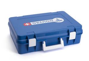Notfallkoffer für medizinische Geräte