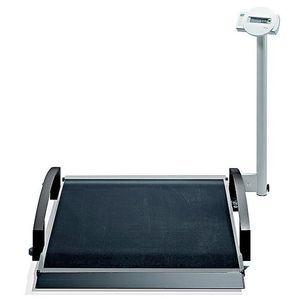 elektronische Plattformwaagen / für Rollstühle / mit LCD-Display / Plattform