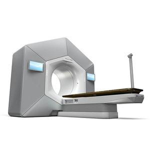 Partikel-Linearbeschleuniger / Radiotherapie mit modulierter Intensität / bildgeführte Radiothérapie / Arctherapie mit spezifischer Dichte / mit vollautomatisierter Positioniertisch