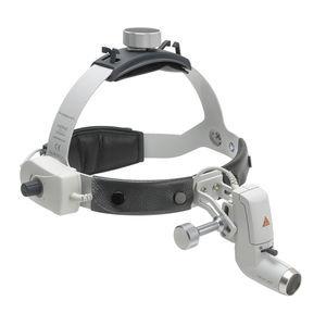 OP-Stirnleuchte / LED / Glasfaser