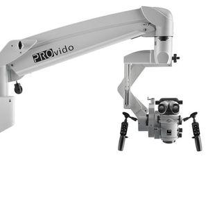 Mikroskop für HNO-Chirurgie / Polyvalentes Chirurgie-Mikroskop / Mikroskop für Wirbelsäulenchirurgie / auf Rollen