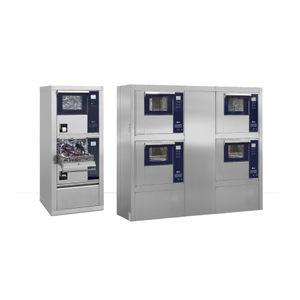 Reinigungs- und Desinfektionsgerät / zur Wiederaufbereitung / für Endoskope / kompakt / automatisch