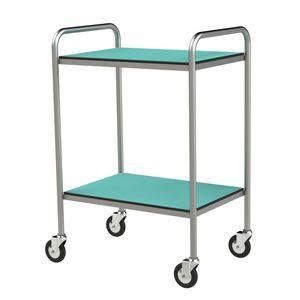 Pflegewagen / Mehrzweck / 2 Ebenen / kompakt