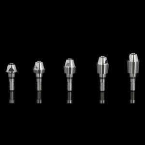 gerades Implantat-Abutment / Titan / Mehrfachheinheit