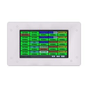 Alarmsystem für medizinische Gase