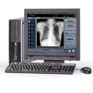 Patientendatenmanagementsystem / Information / für medizinische Bildgebung