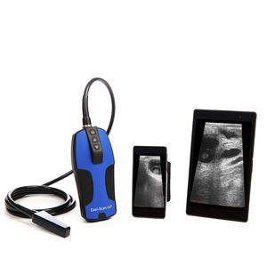 Tierärztliches Ultraschallsystem / Handgerät / multifunktional / für Rinder / für Pferde