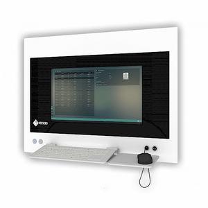 Computer-Arbeitsplatz / für Chirurgie