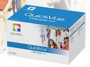 Grippe-Schnelltest - QuickVue - Quidel - Influenza A ...