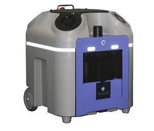 Dampfdesinfektionssystem / Wasserstoffperoxid / mobil / automatisiert