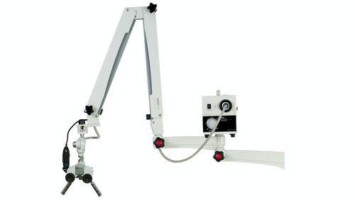 Mikroskop für HNO-Chirurgie / Mikroskop für Zahnchirurgie / wandmontiert