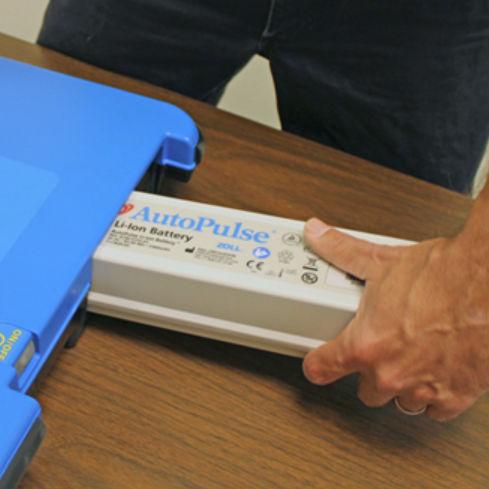 Batterie für medizinische Geräte