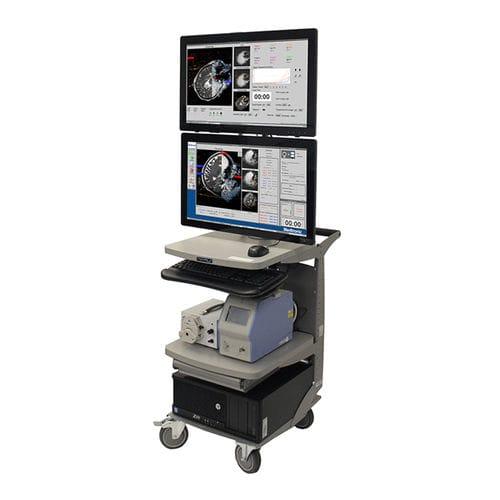 Laser-Ablationssystem / für Thermo-Ablation von Zerebraltumoren / IRM geführt