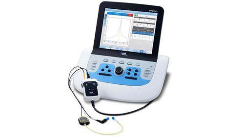 klinischer Diagnostik-Tympanometer / für pädiatrische Audiometrie / digital
