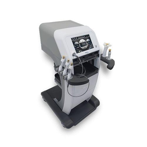 System zur Hautverjüngung / RF Body Contouring / auf Wagen