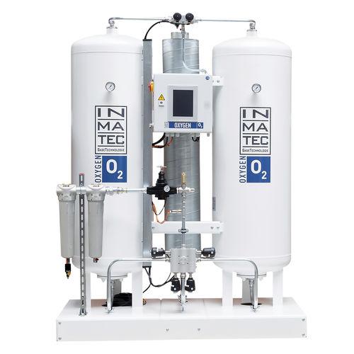 feststehender Sauerstoffgenerator - Inmatec GaseTechnologie