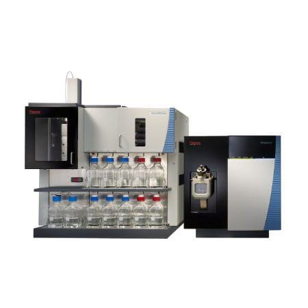 Probenvorbereitungsgerät für LC MS / automatisch / Tischgerät