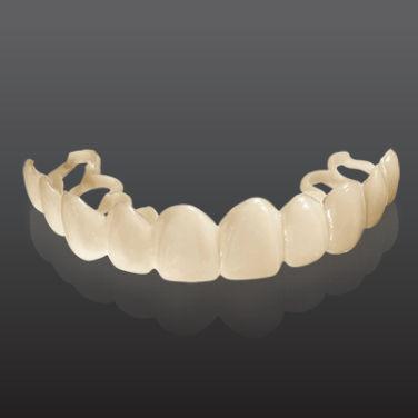 Zahnmedizinisches Material / für Veneere - Stratasys