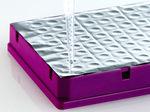 Heißsiegelmaschine für Mikroplatten