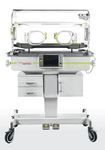 Inkubator für Neugeborene / auf Rollen / höhenverstellbar / mit Monitor / Trendelenburg