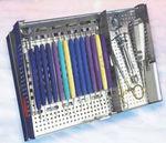 Sterilisierkassette für zahnärztliche Instrumente