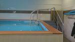 bodenstehendes Schwimmbecken für Rehabilitation