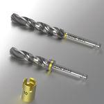 Bohrer für Dentalimplantologie
