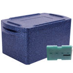 Lagerungs-Probenbehälter