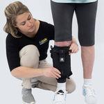 eingelenkige Exoskelett für Rehabilitation / Gang